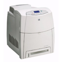 Impresora HP Color Laserjet 4600DN láser color A4