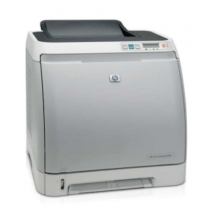Impresora HP Color Laserjet 2600N láser color A4.