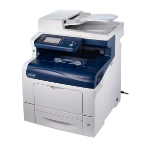 Impresora multifunción Xerox WorkCentre 6605 láser color A4